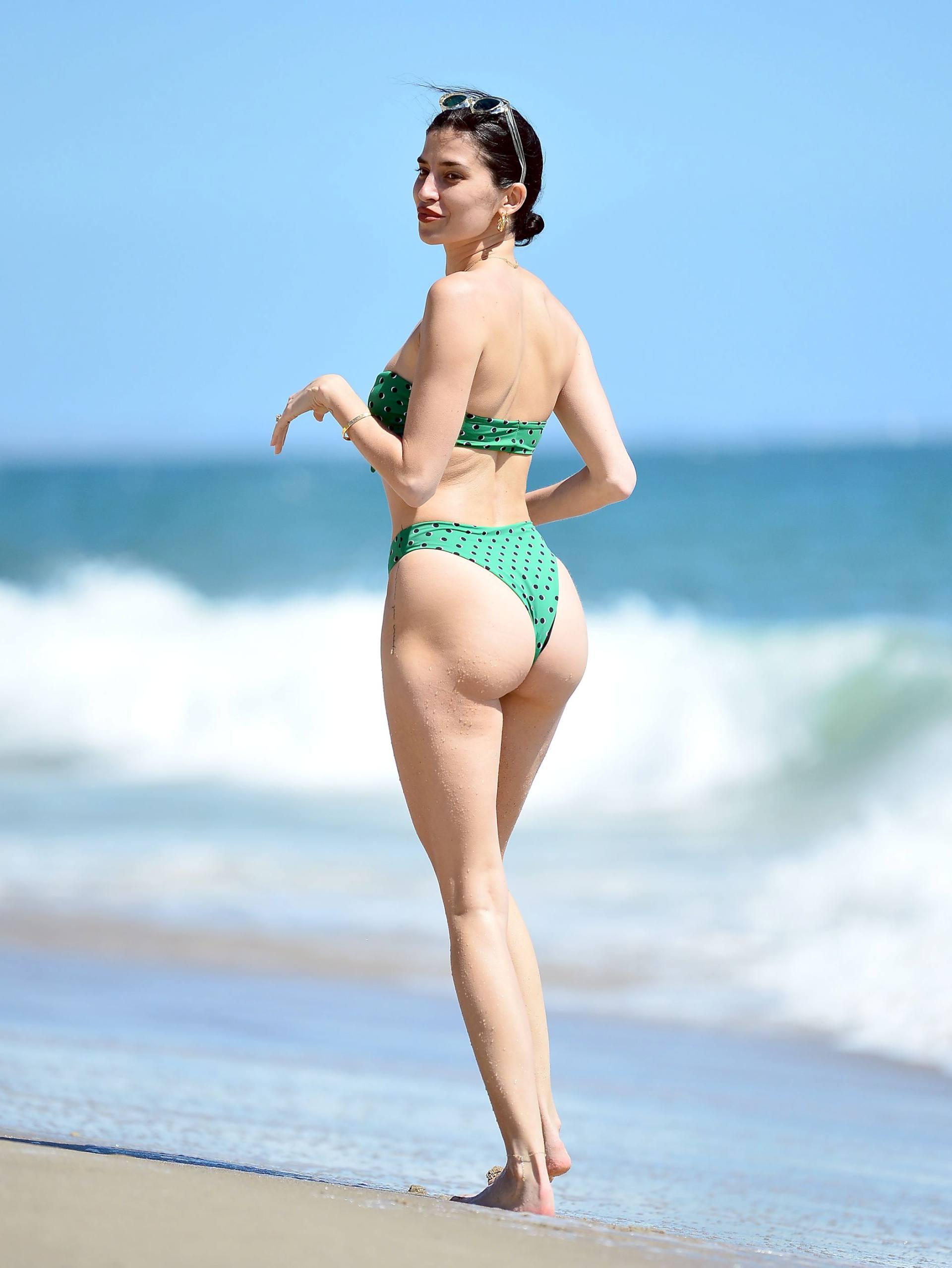 Nicole Williams – Fantastic Body In Skimpy Bikini At The Beach In Malibu 0005