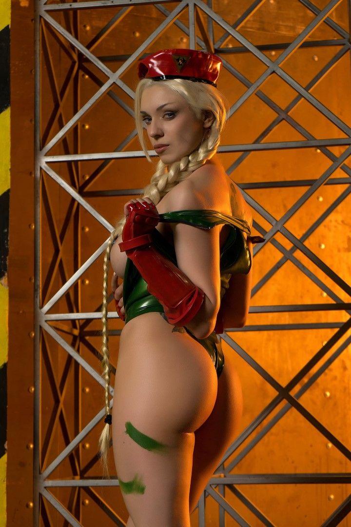 Octokuro, Patreon Cammy Nude Cosplay0017