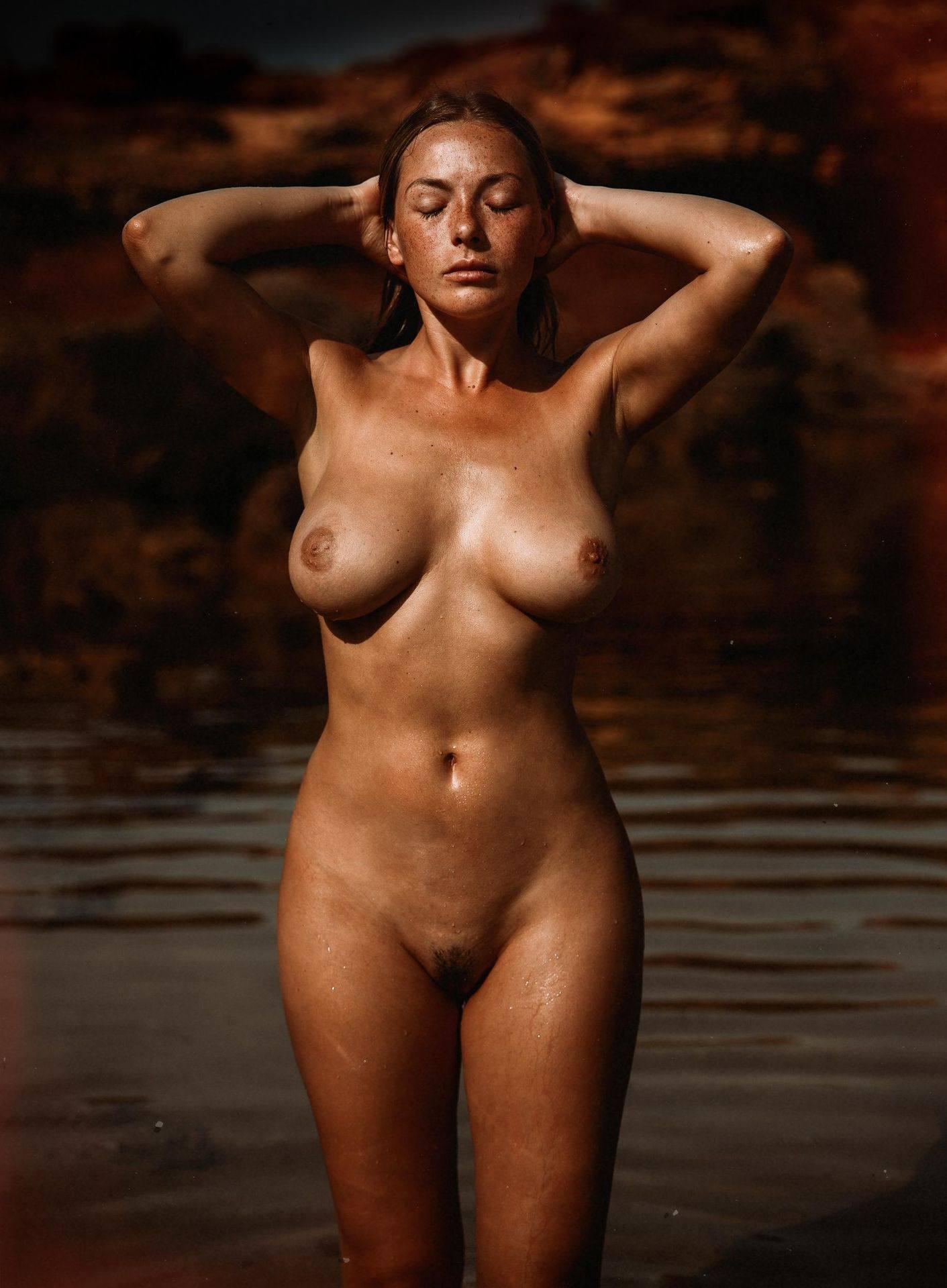 Olga Kobzar – Hot Big Boobs In Sexy Full Frontal Nude Photoshoot By Thomas Agatz (nsfw) 0002
