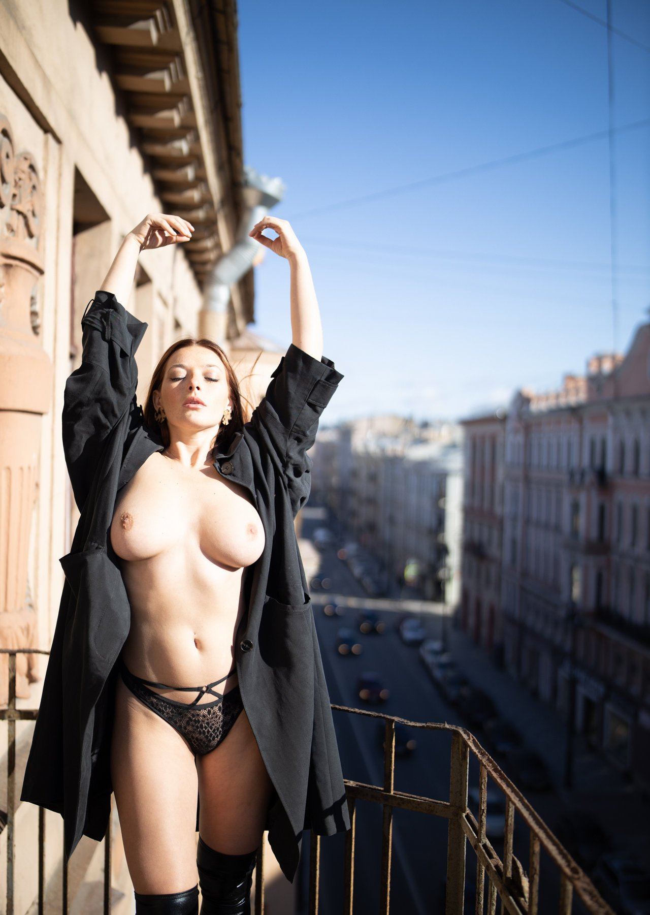 Olga Kobzar Bugs Bunny Gf Nudes Leaks 0016