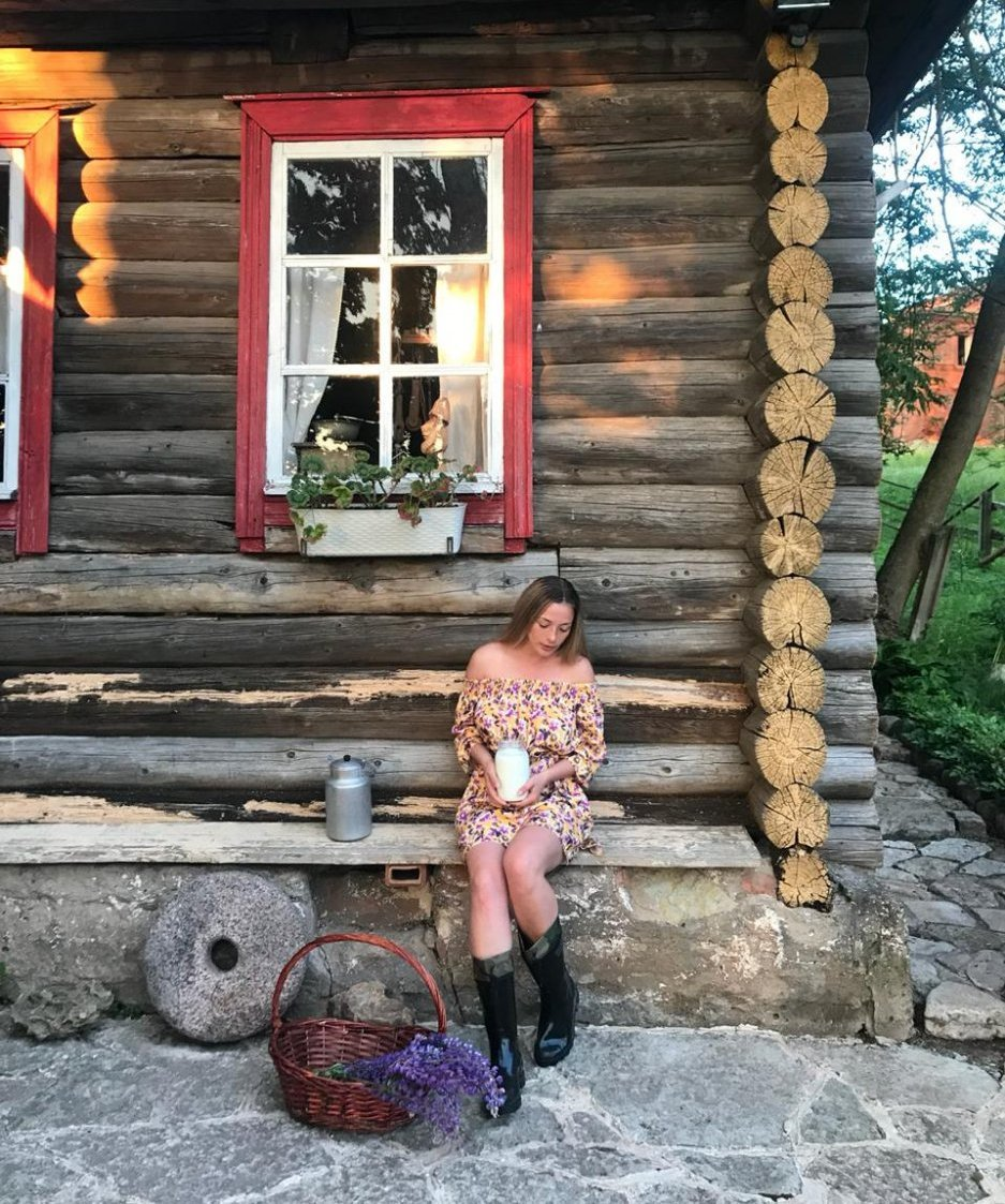 Olga Kobzar Bugs Bunny Gf Nudes Leaks 0039