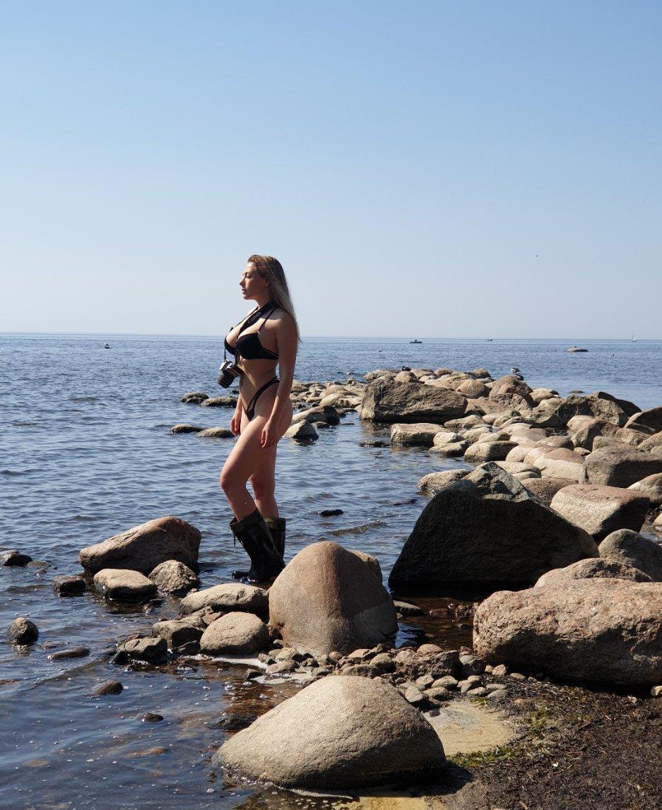 Olga Kobzar Bugs Bunny Gf Nudes Leaks 0056