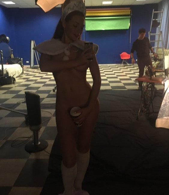 Olga Kobzar Bugs Bunny Gf Nudes Leaks 0071