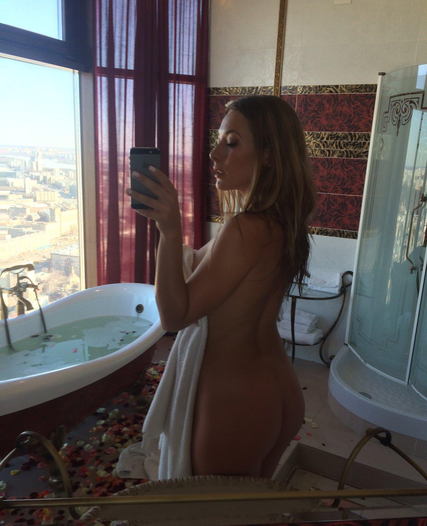 Olga Kobzar Bugs Bunny Gf Nudes Leaks 0093