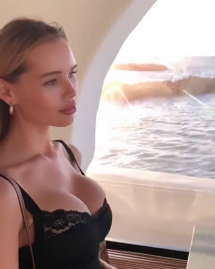 Olya Abramovich – Hot Boobs In Topless Beach Photoshoot (nsfw) 0051