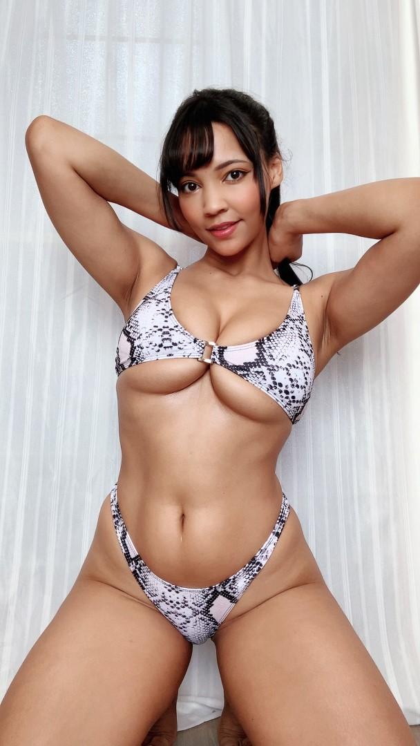 Pattie Cosplay Bikini Selfies Sexy Patreon Video And Photos 0051