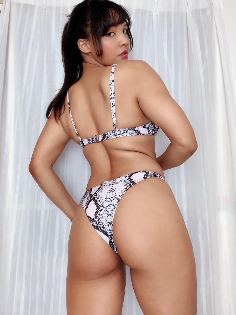 Pattie Cosplay Bikini Selfies Sexy Patreon Video And Photos 0052