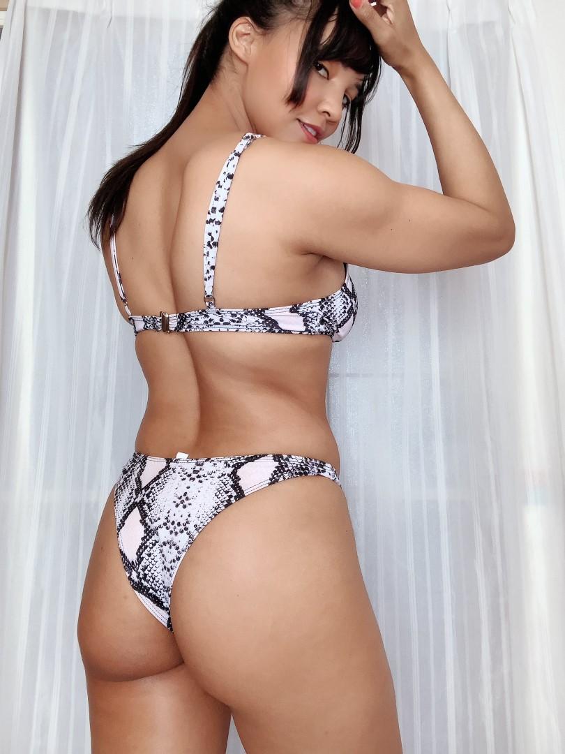 Pattie Cosplay Bikini Selfies Sexy Patreon Video And Photos 0054