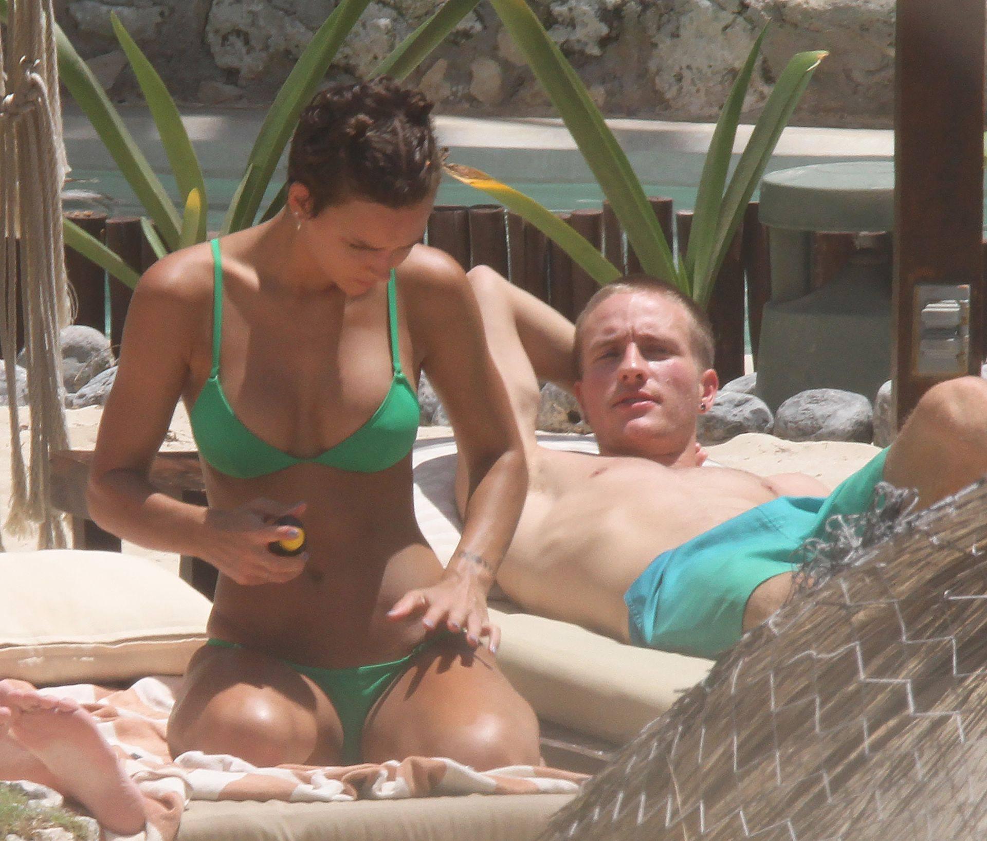 Rachel Cook – Sexy Ass And Boobs In Small Bikini In Tulum 0020