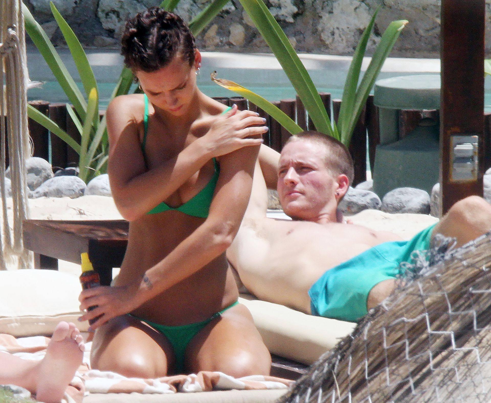 Rachel Cook – Sexy Ass And Boobs In Small Bikini In Tulum 0025