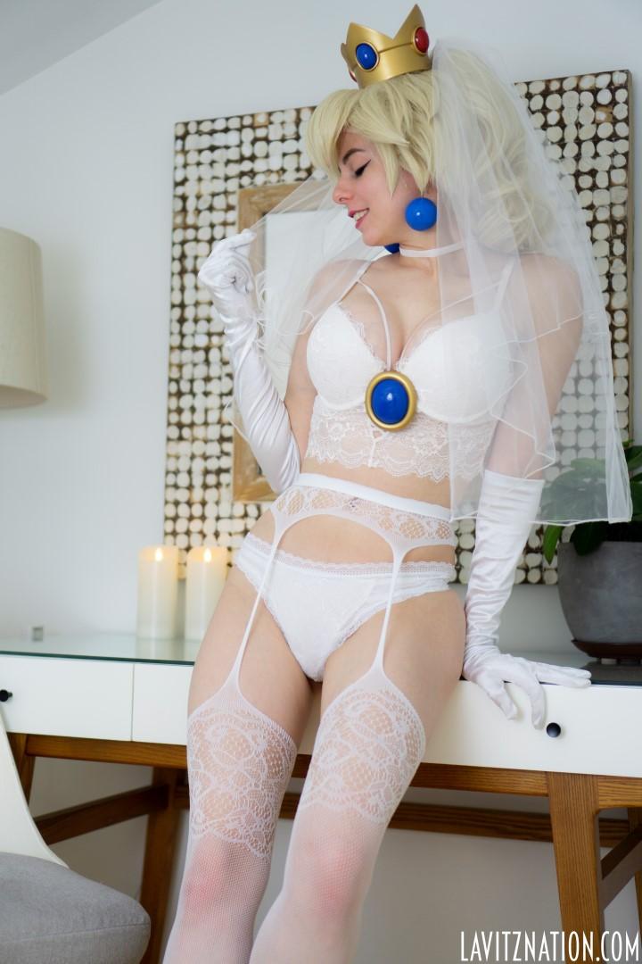 Ryuu Lavitz Princess Peach Bride 0053