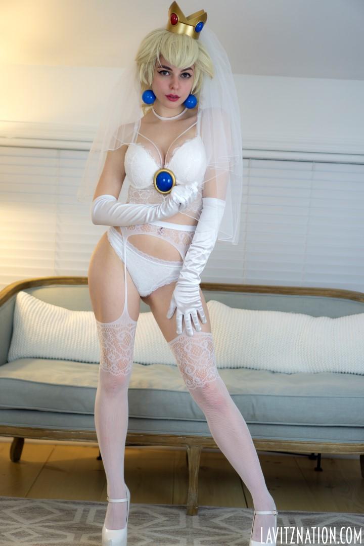 Ryuu Lavitz Princess Peach Bride 0057