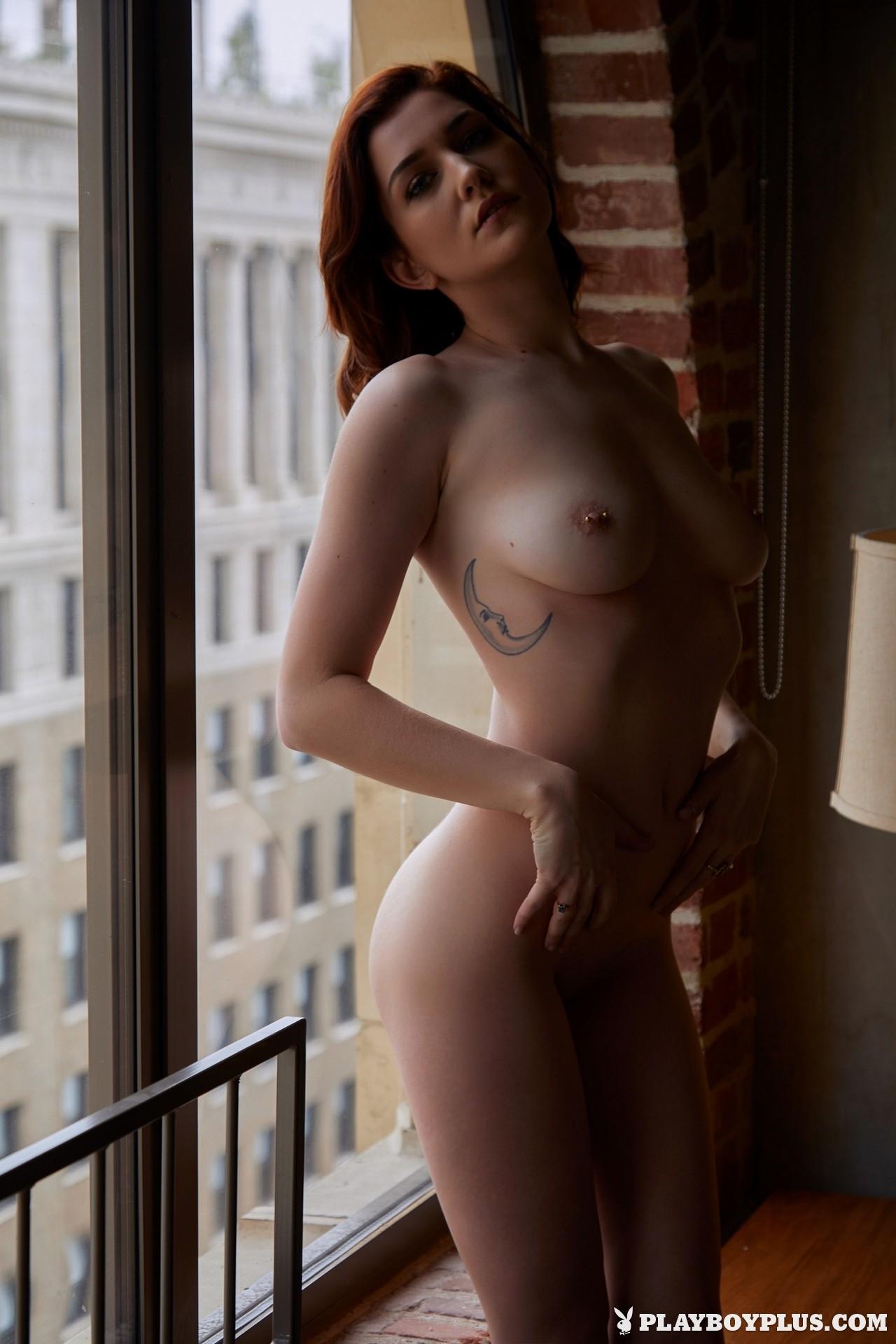 Skye Blue In Casual Chic Playboy Plus (25)