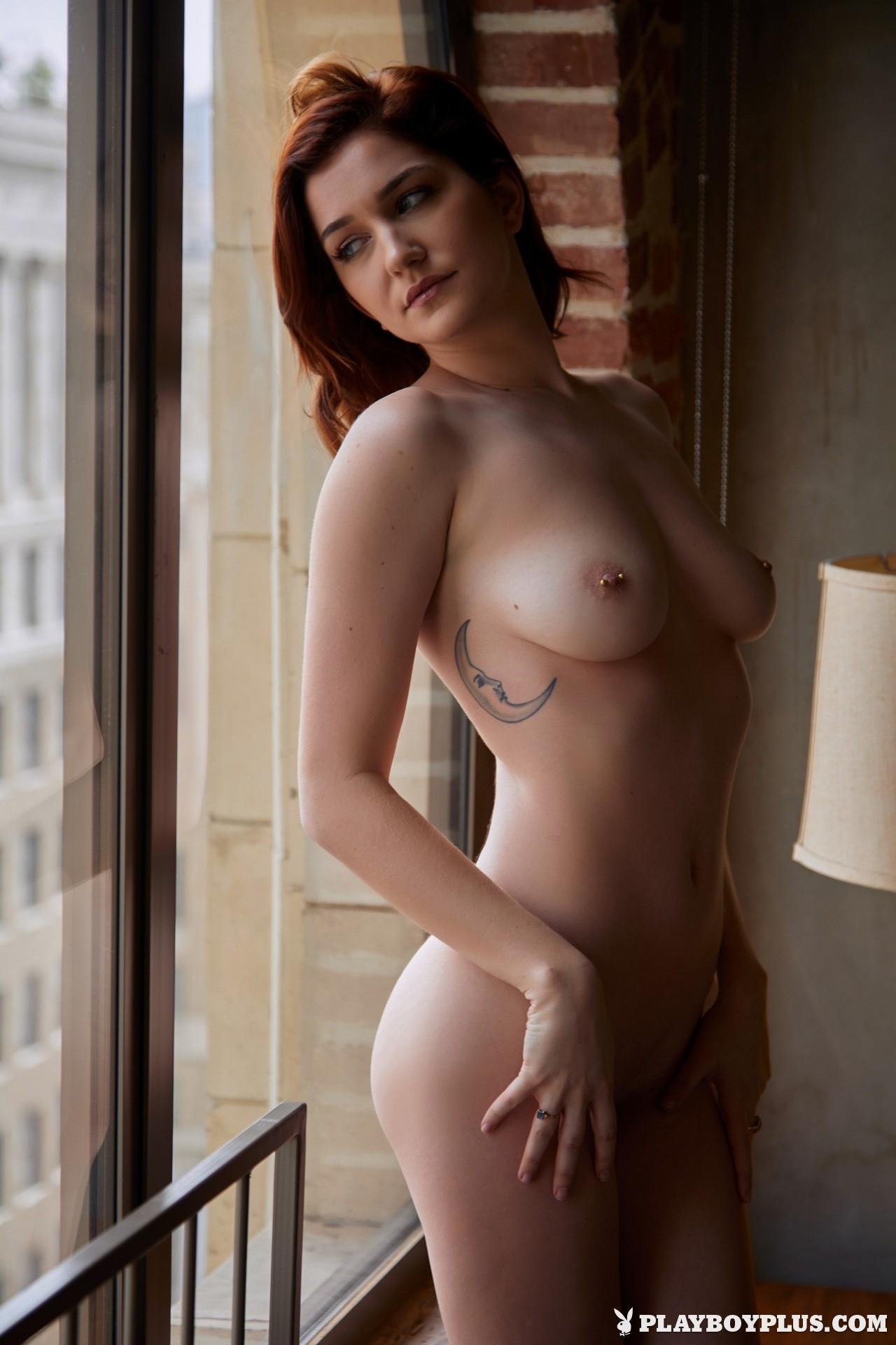 Skye Blue In Casual Chic Playboy Plus (26)