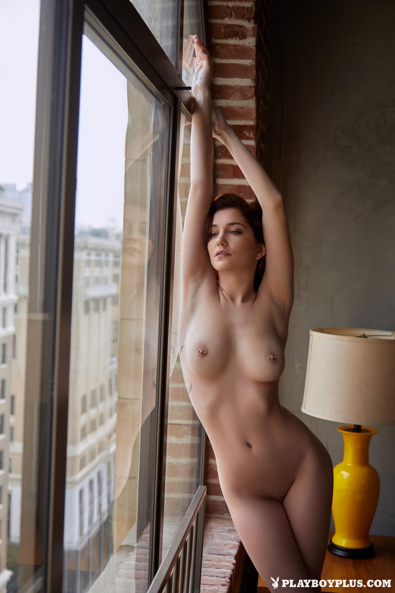 Skye Blue In Casual Chic Playboy Plus (30)