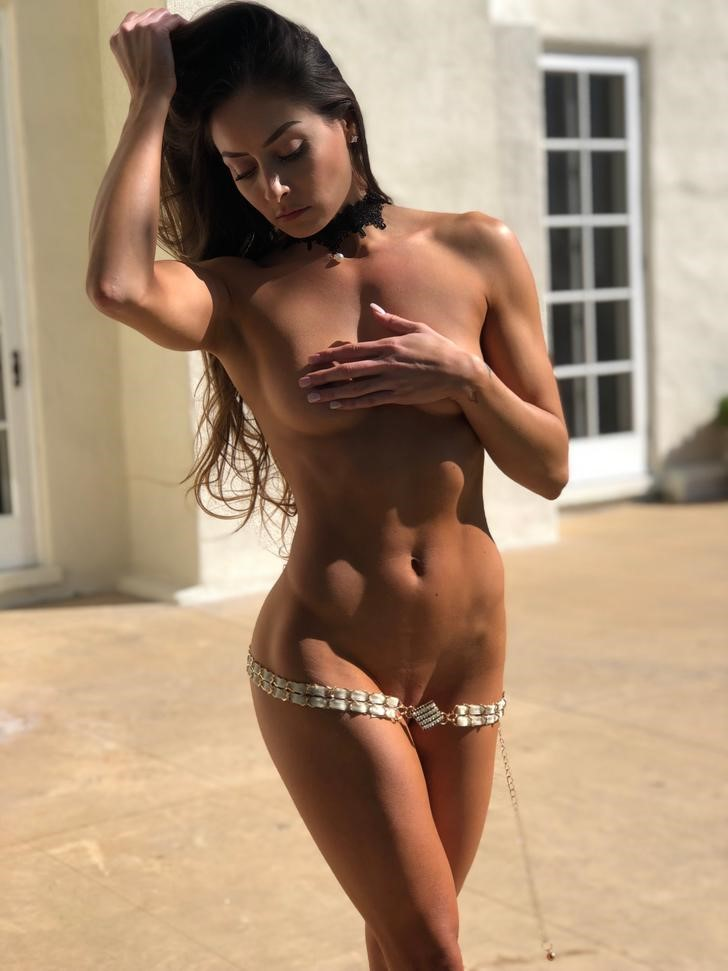 Stephanie Marie Nude Onlyfans Photos Leaked 11