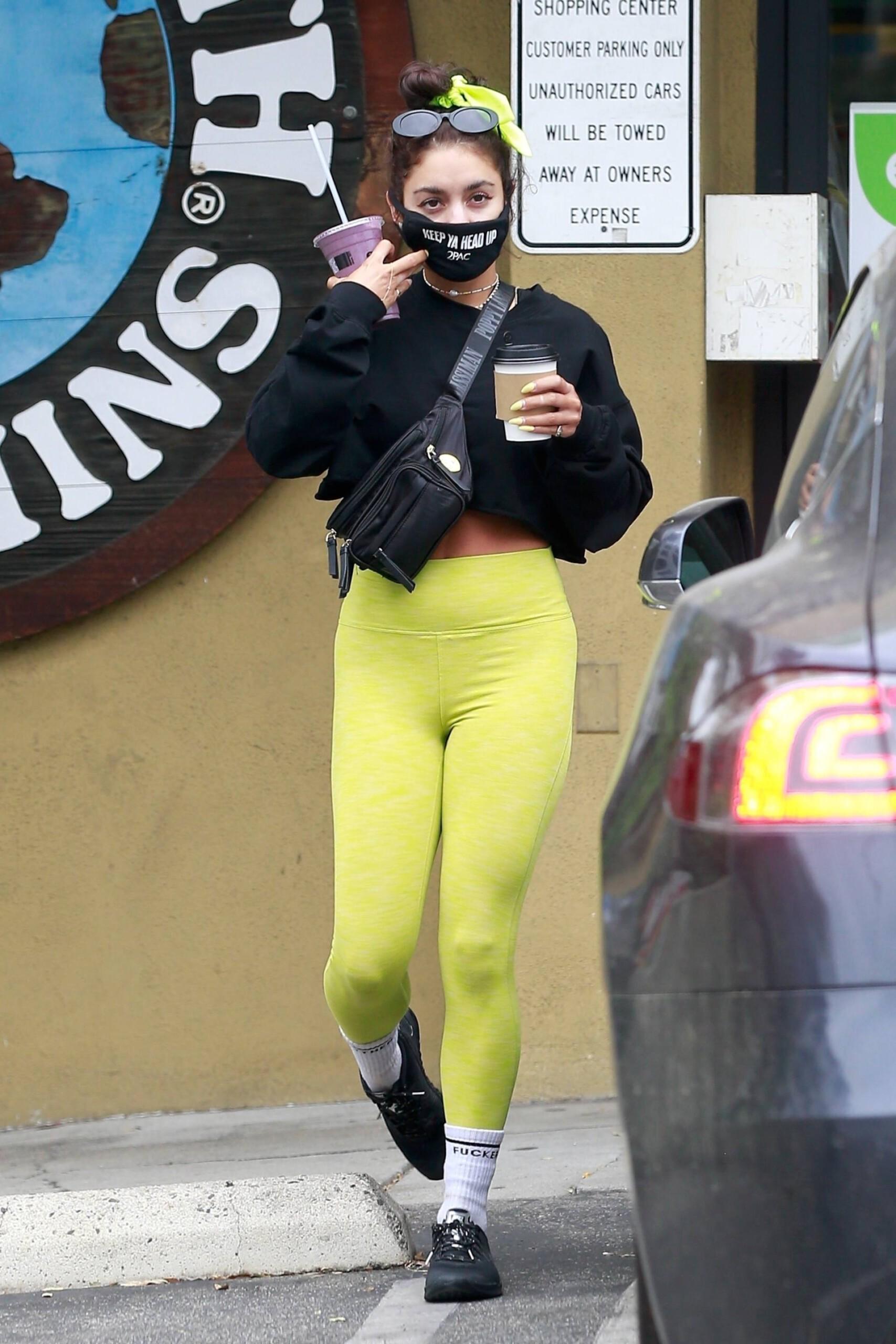 Vanessa Hudgens – Sexy Boobs And Ass At Farfalla In Los Angeles 0019