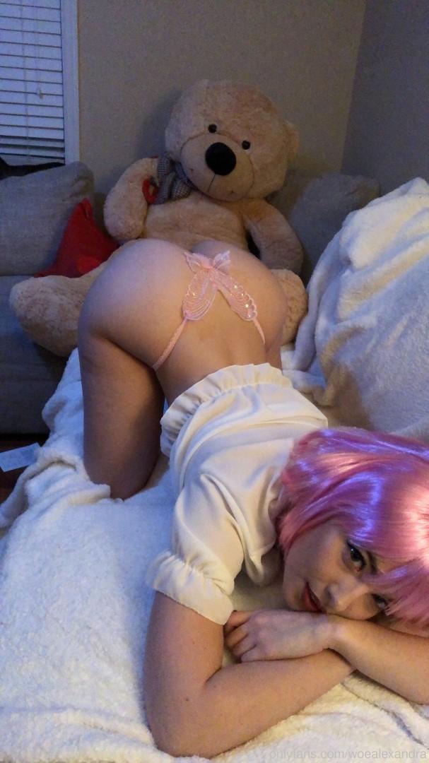 Woealexandra Onlyfans Nude Ultimatewaifu Video 0115