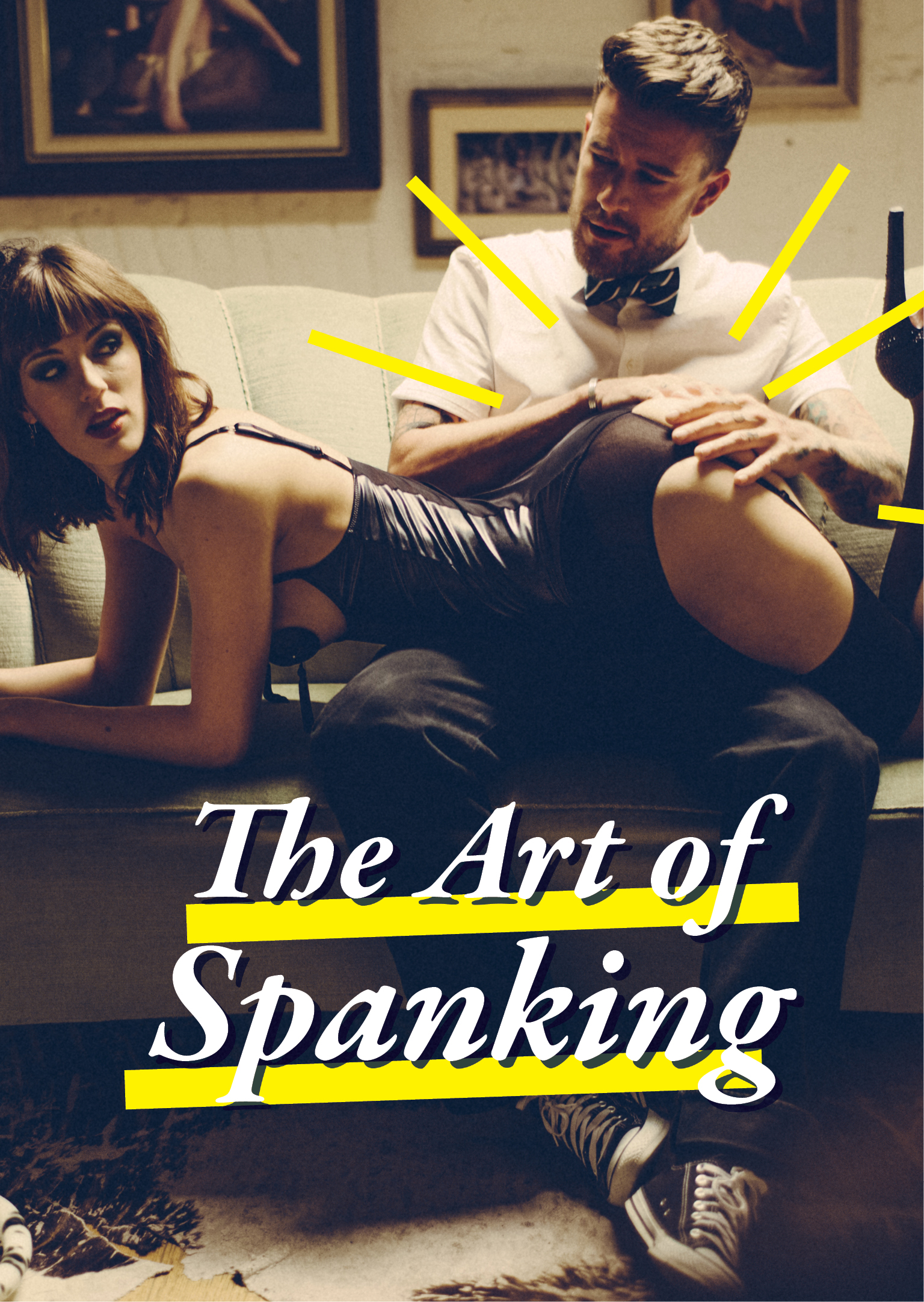 Xconfessions By Erika Lust, The Art Of Spanking