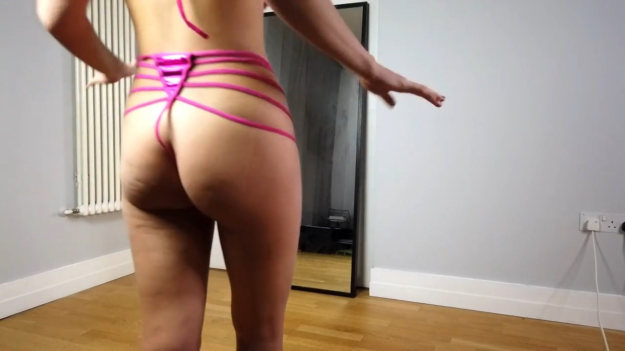 Youtuber Anna Zapala Micro Bikini Patreon Video 1