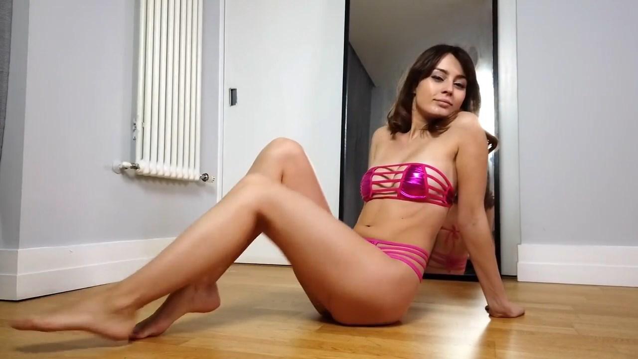 Youtuber Anna Zapala Micro Bikini Patreon Video 17