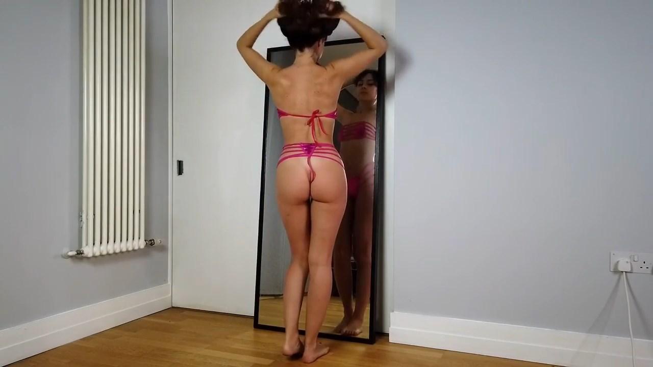 Youtuber Anna Zapala Micro Bikini Patreon Video 7