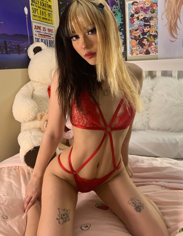 Ina Dracuina Onlyfans Nude Leaked Video And Photos 0093