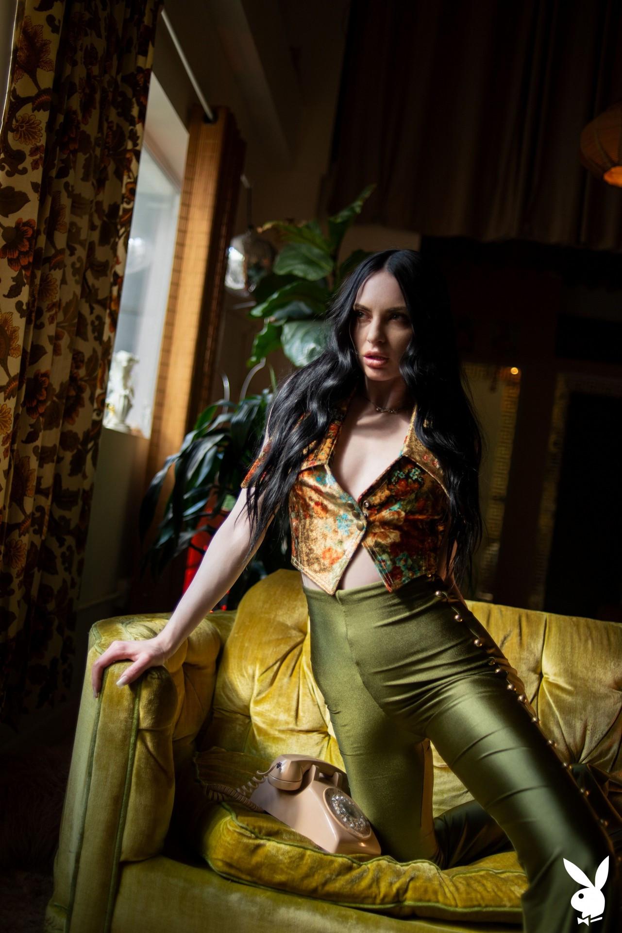 Carissa White In Vintage Dream Playboy Plus (1)