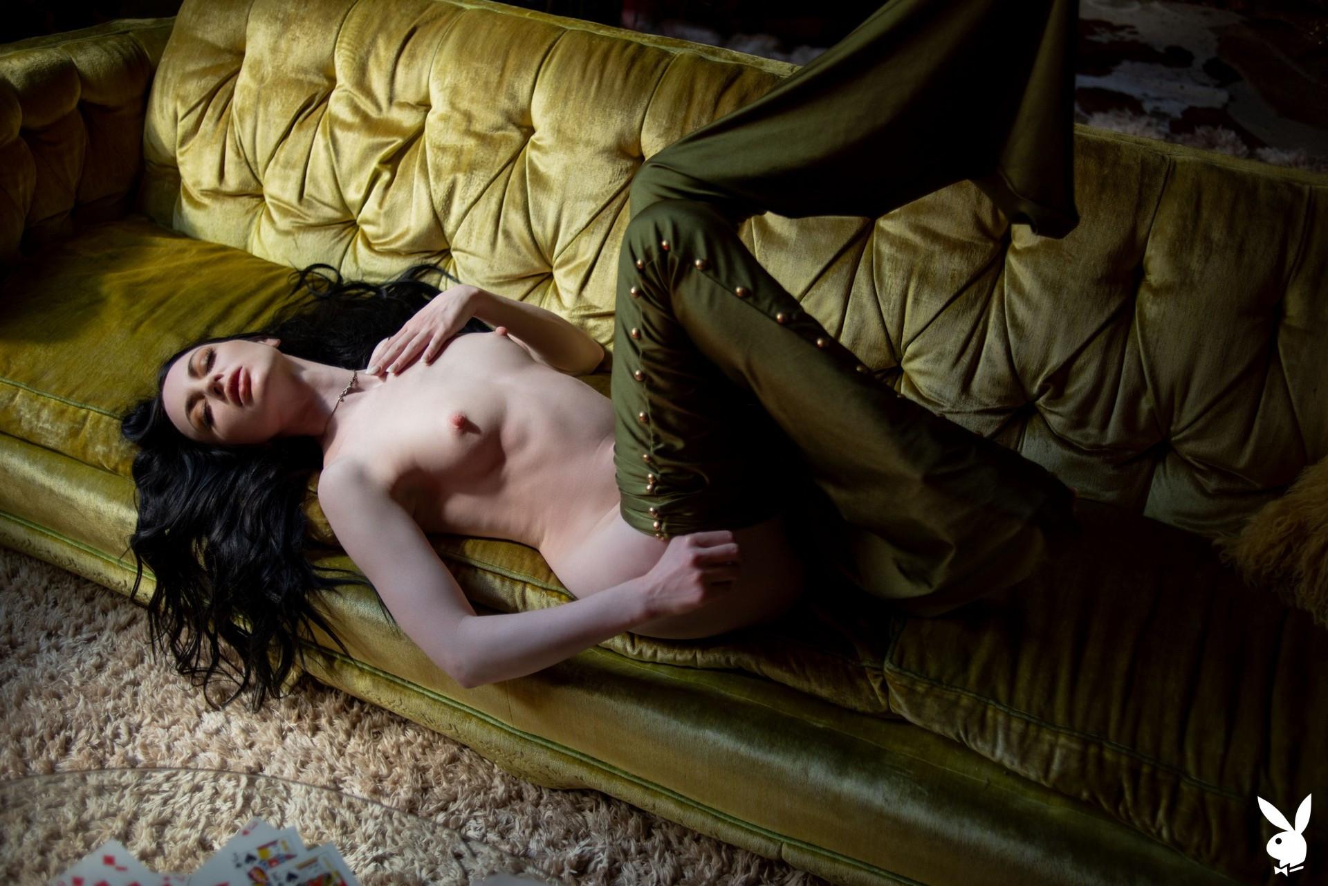Carissa White In Vintage Dream Playboy Plus (18)