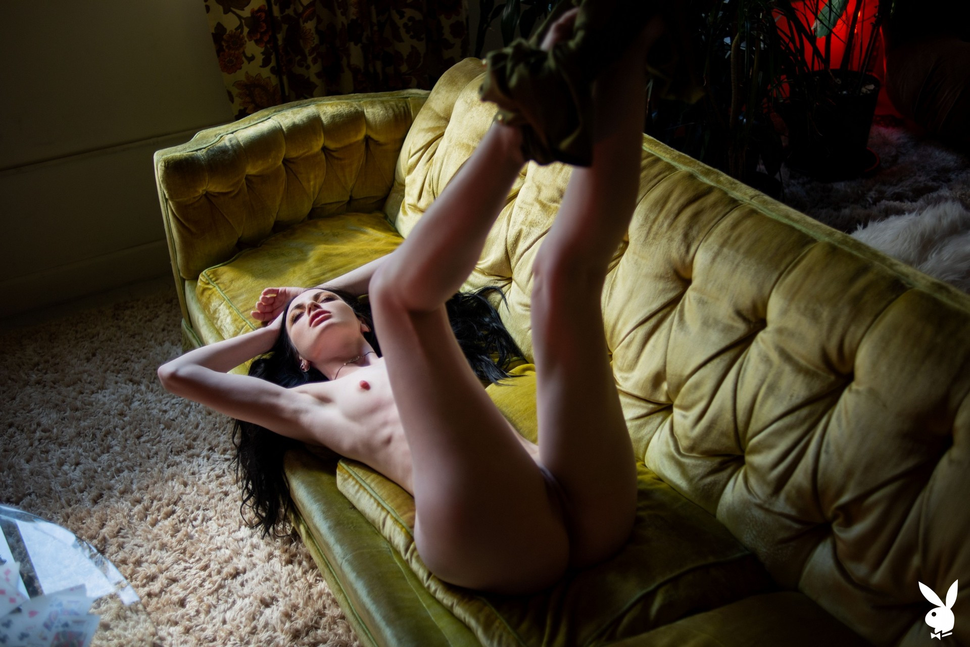 Carissa White In Vintage Dream Playboy Plus (19)