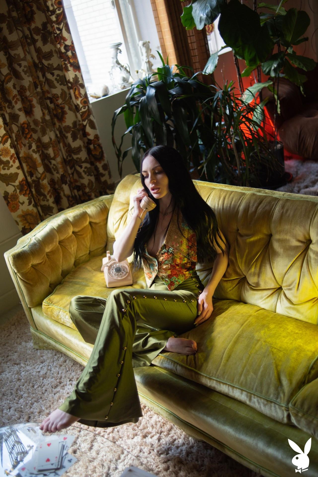 Carissa White In Vintage Dream Playboy Plus (2)