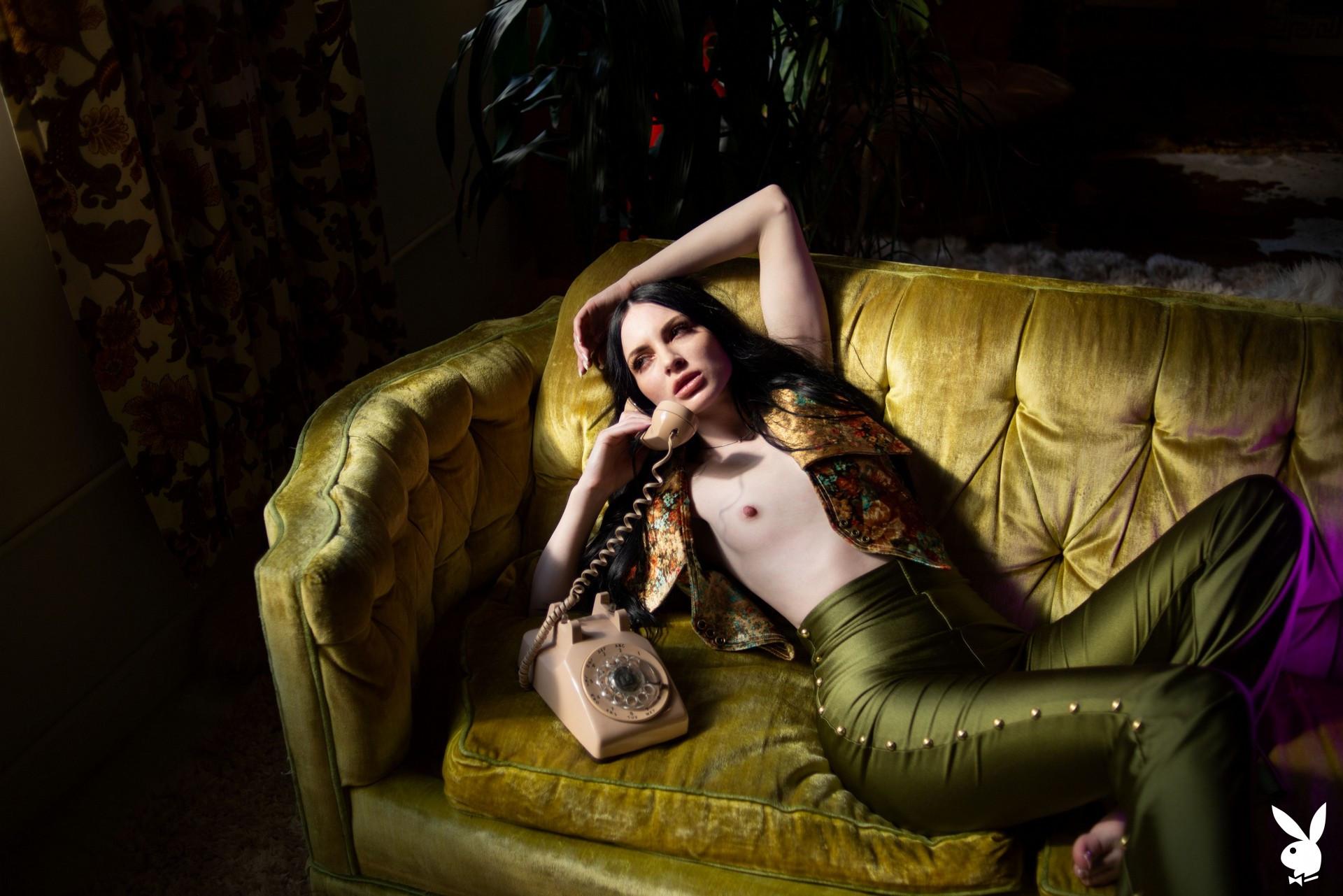 Carissa White In Vintage Dream Playboy Plus (4)