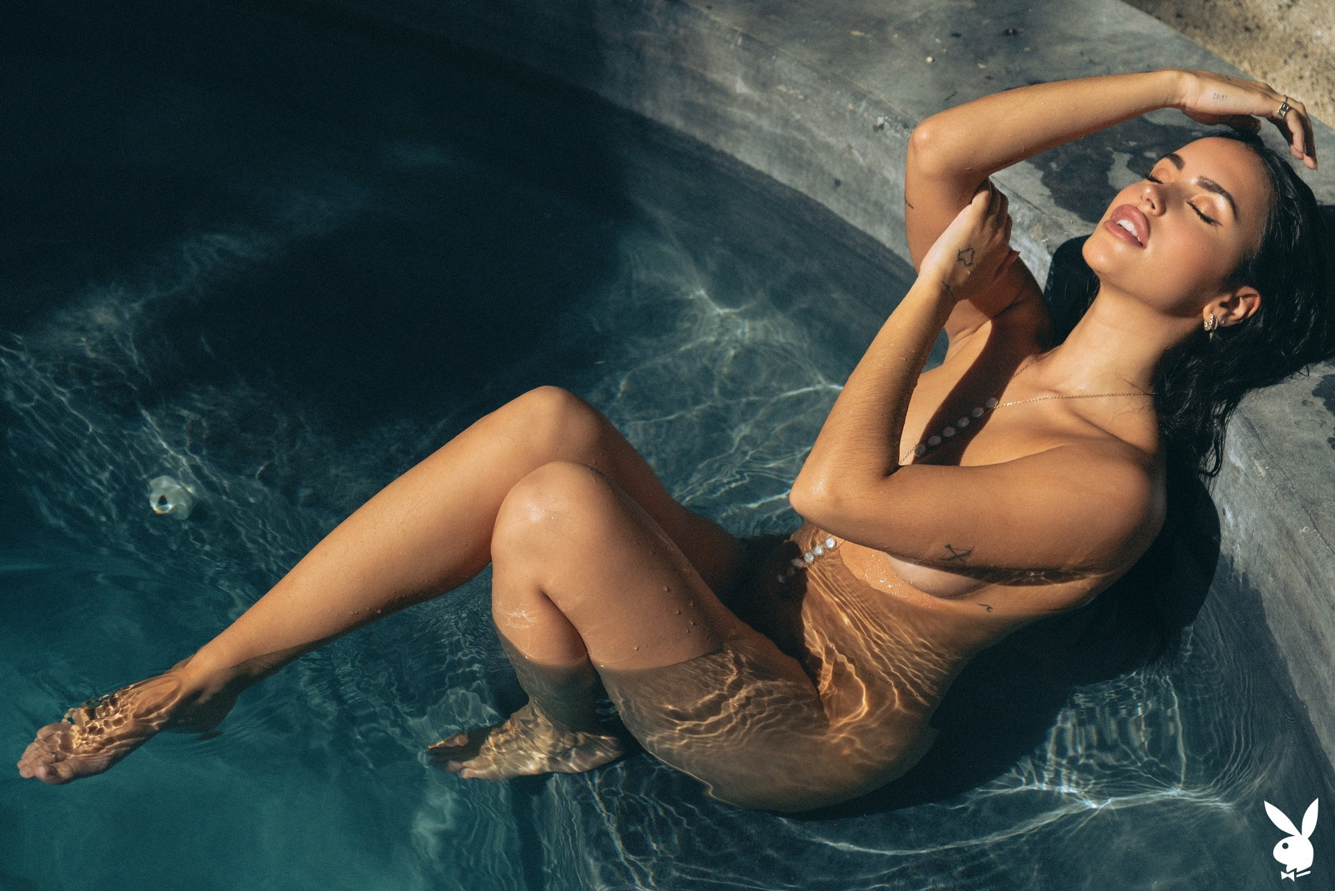 Claudia Tihan In Island Attitude Playboy Plus (29)