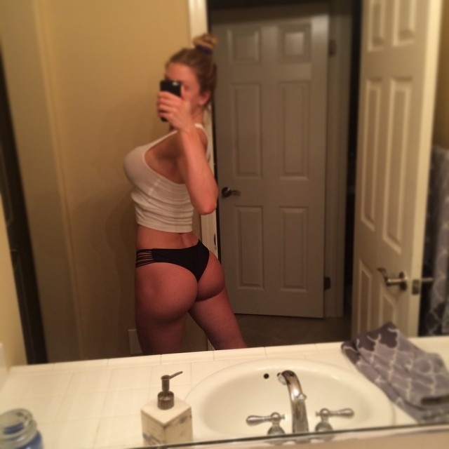 Brittany Perille Nude Photos Leaked! 0012
