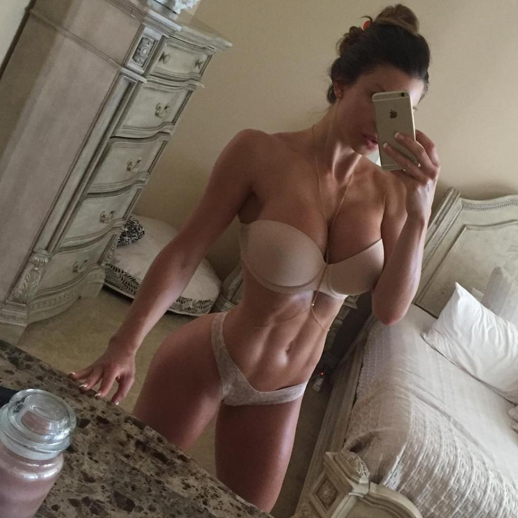 Brittany Perille Nude Photos Leaked! 0025