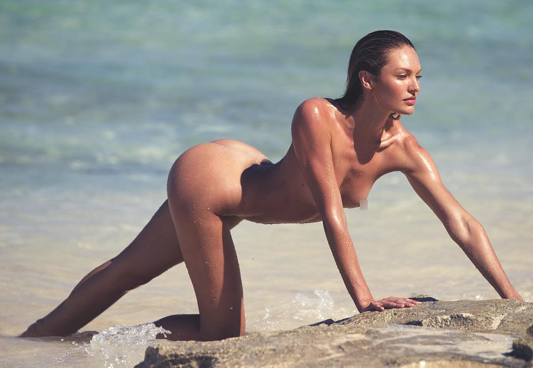 Candice Swanepoel Nudes And Porn! 0024