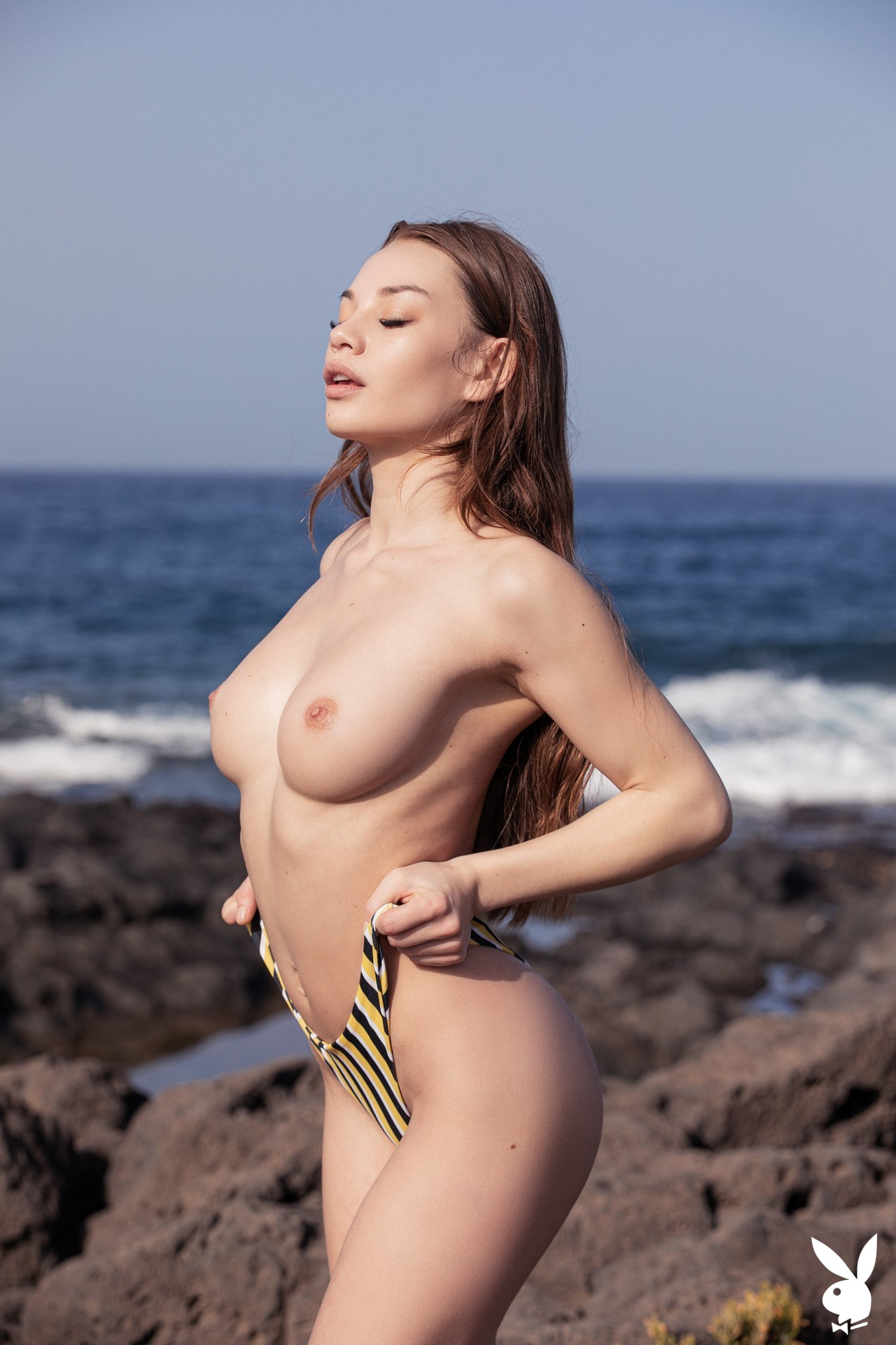 Clara In Seaside Escape Playboy Plus (10)