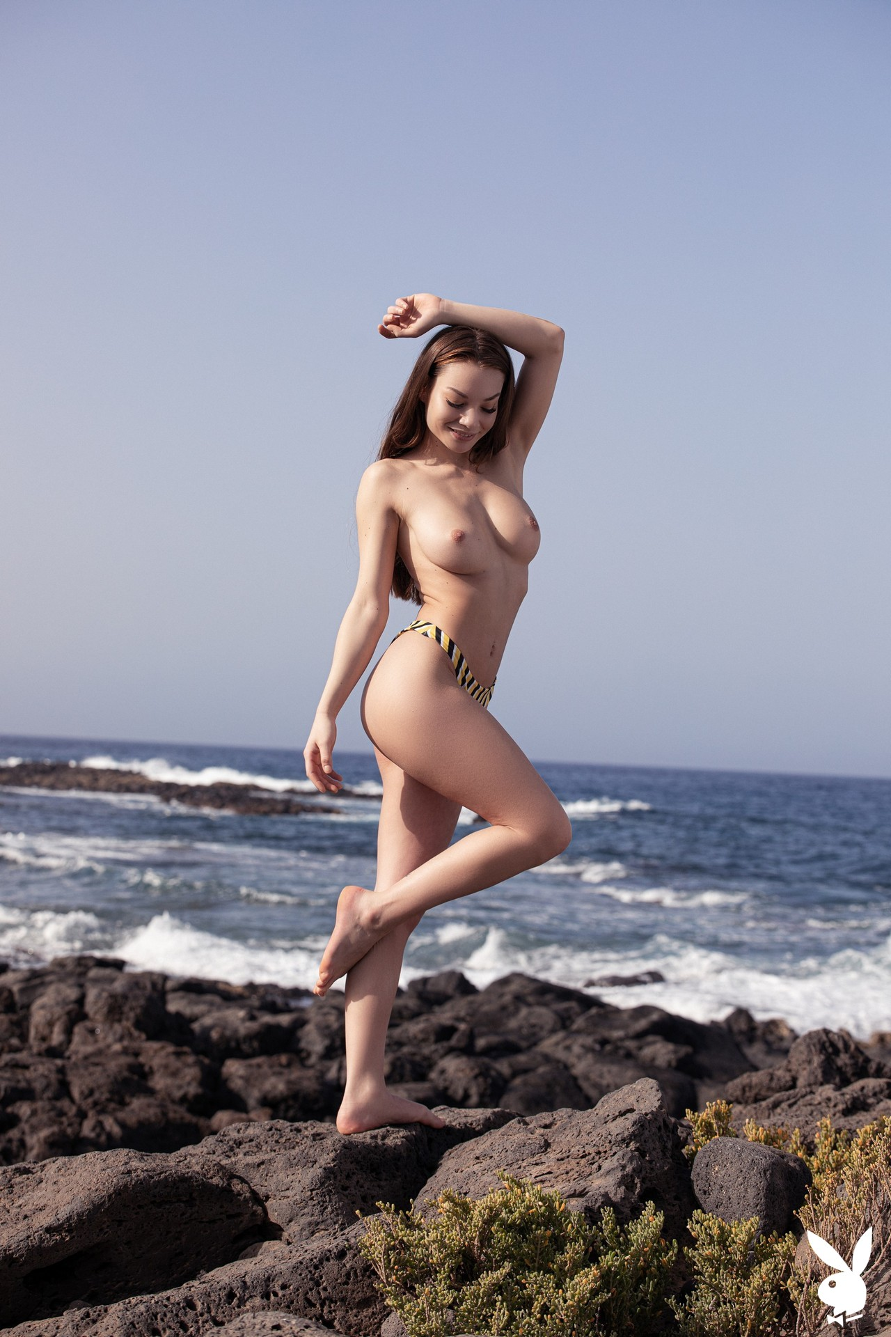 Clara In Seaside Escape Playboy Plus (12)