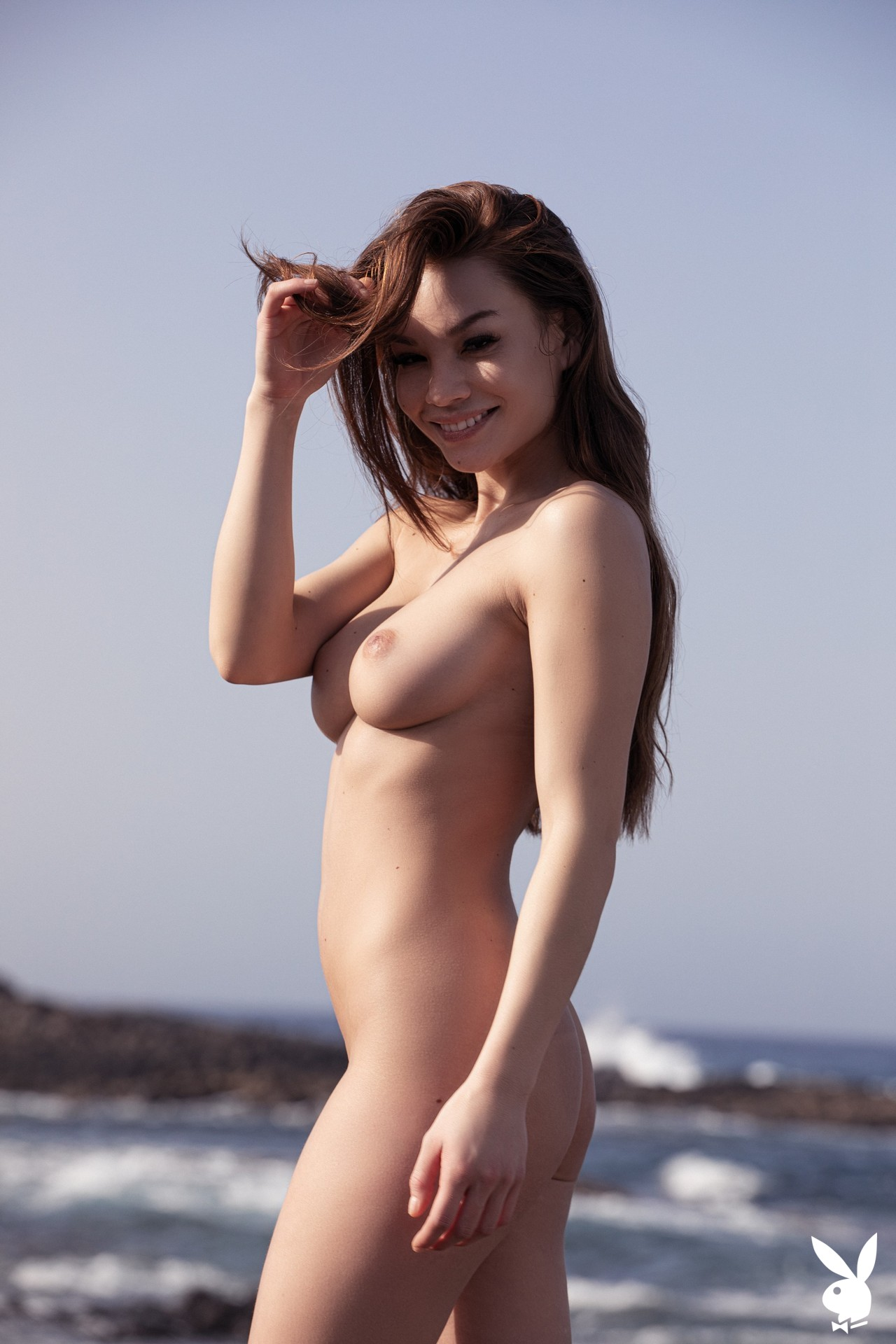 Clara In Seaside Escape Playboy Plus (14)