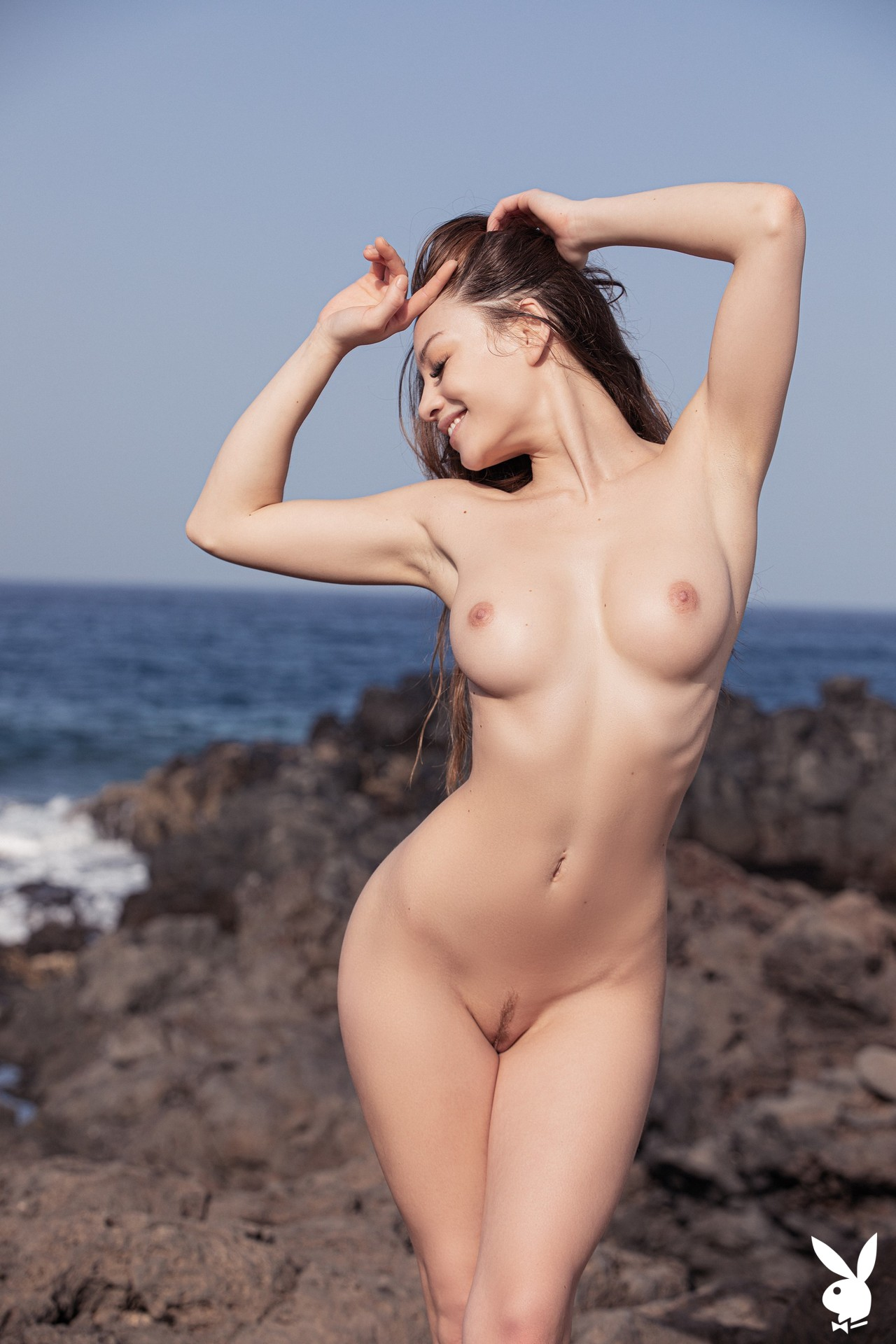 Clara In Seaside Escape Playboy Plus (16)