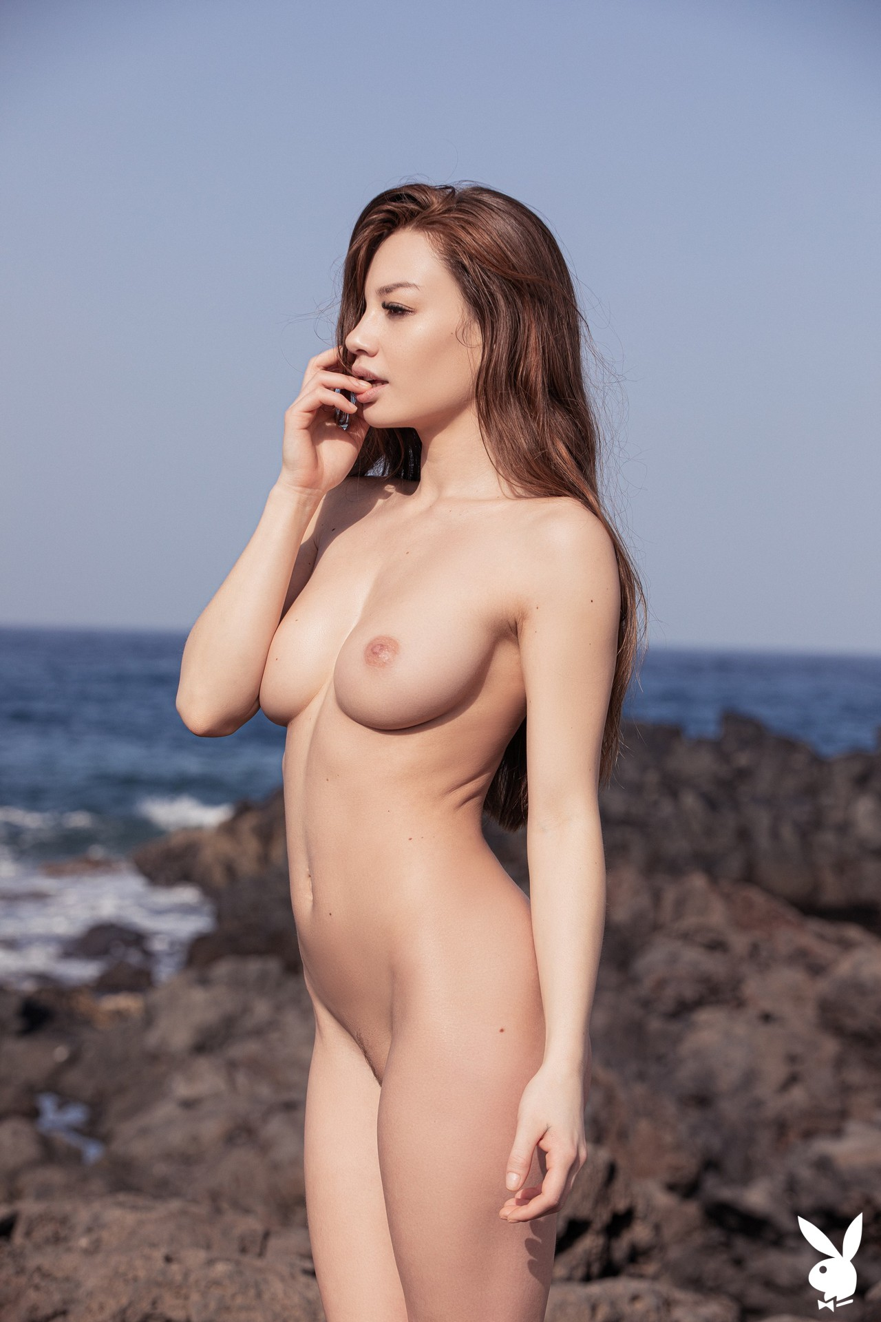 Clara In Seaside Escape Playboy Plus (17)