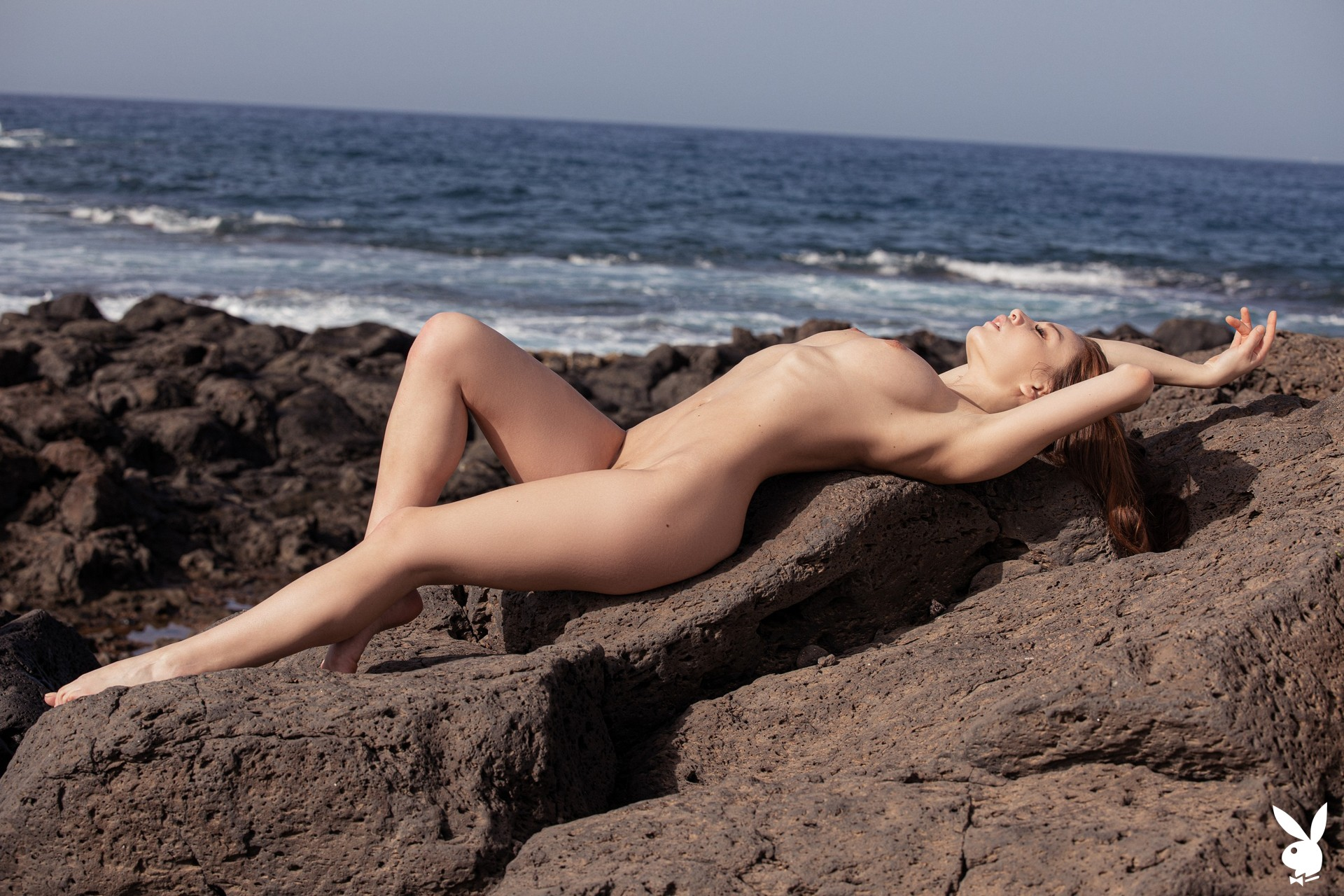 Clara In Seaside Escape Playboy Plus (18)