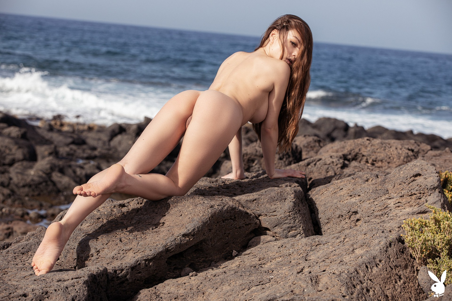 Clara In Seaside Escape Playboy Plus (21)