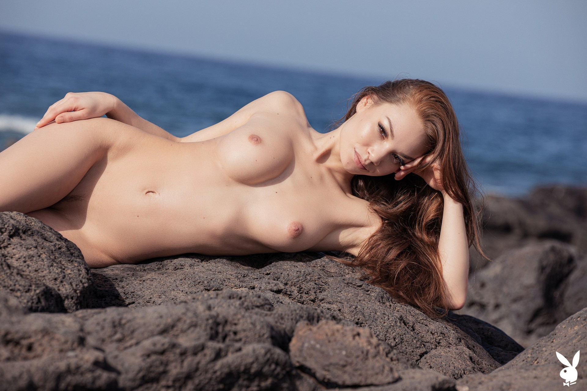 Clara In Seaside Escape Playboy Plus (22)