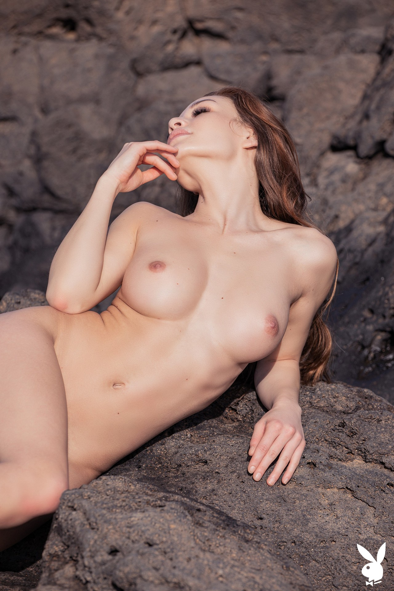 Clara In Seaside Escape Playboy Plus (23)