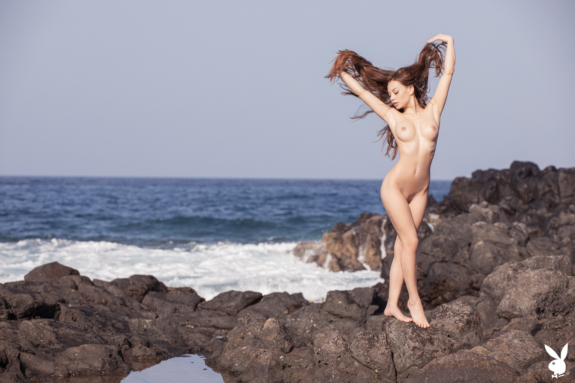 Clara In Seaside Escape Playboy Plus (24)