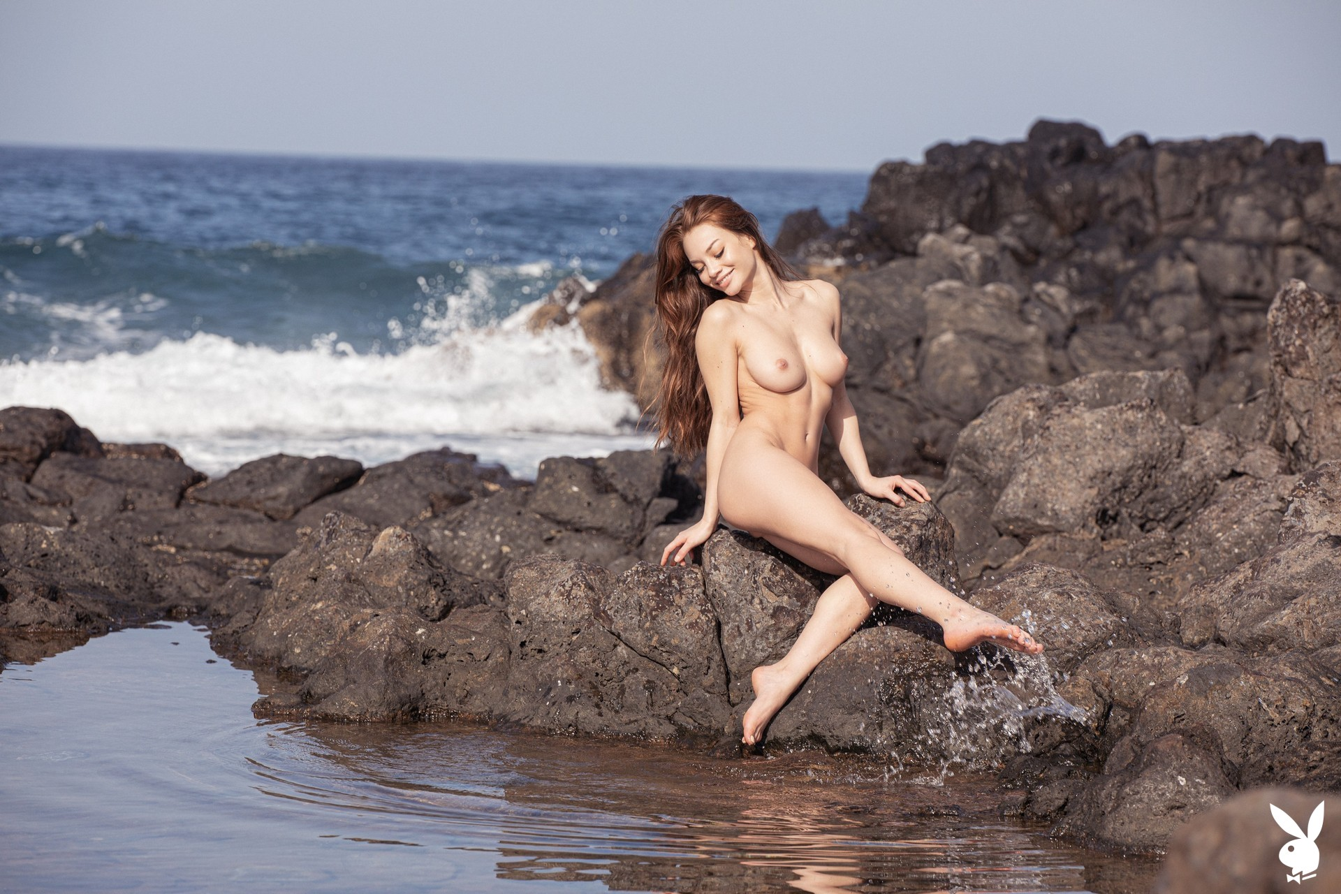 Clara In Seaside Escape Playboy Plus (26)