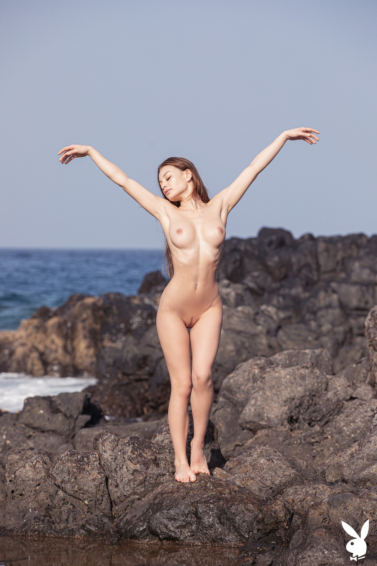 Clara In Seaside Escape Playboy Plus (30)