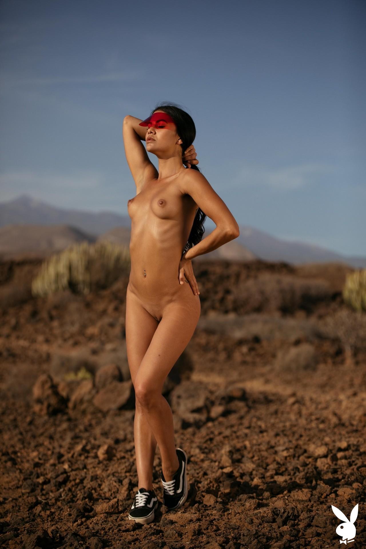 Estefania Pahe In Solar Power Playboy Plus (14)
