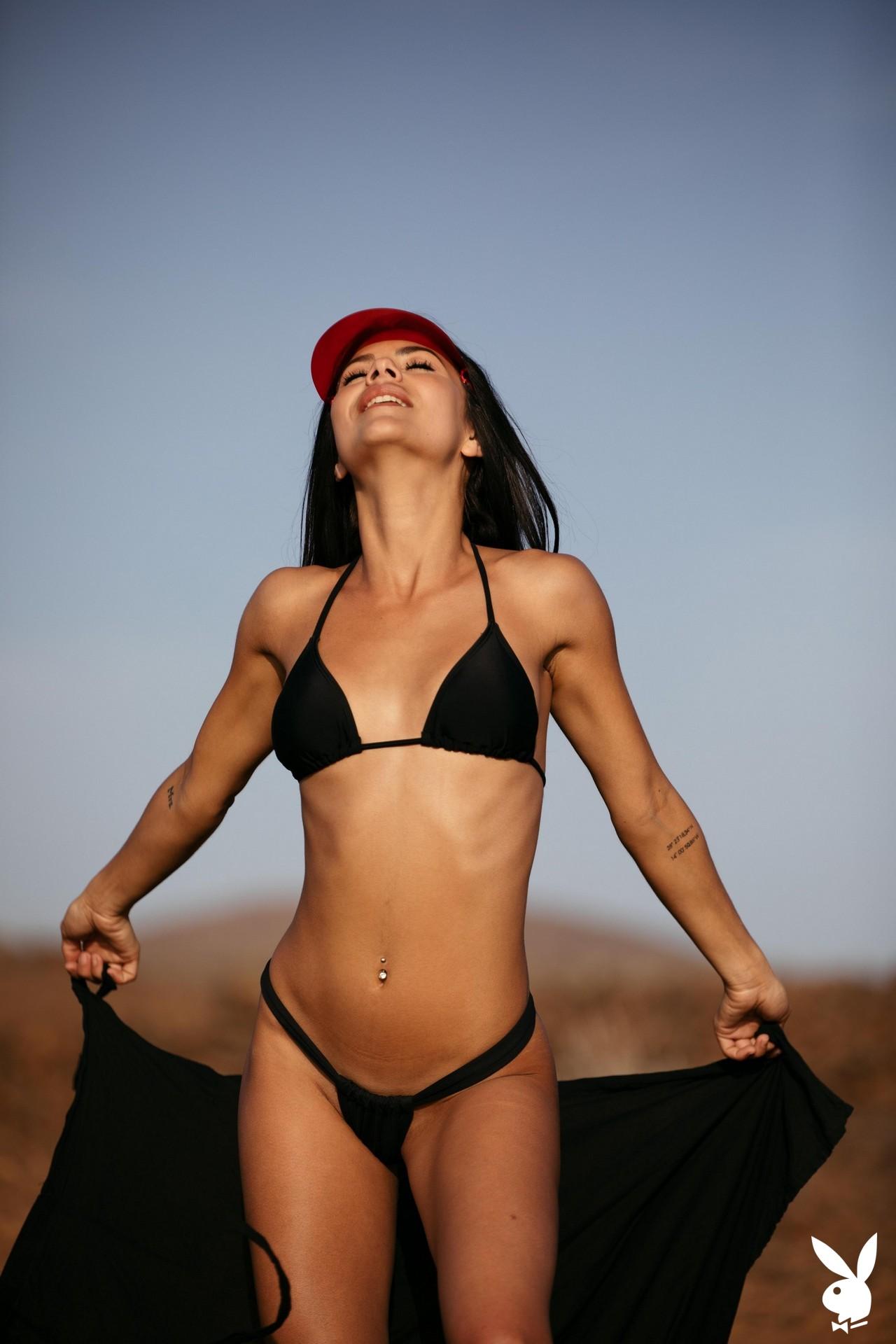 Estefania Pahe In Solar Power Playboy Plus (4)
